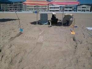 2014 sandcastle