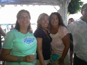 L-R: Carrie Lee, Beemie and Peggy Anne. All girls in her family have two first names