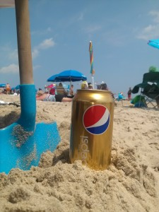The beach drink of champions.