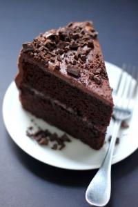 choc. cake