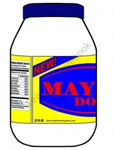 may do