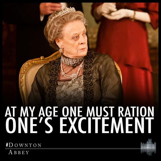 downton quote