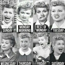 lucy week
