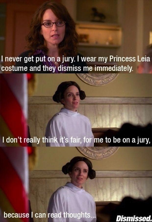jury liz lemon