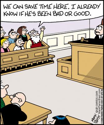 santa jury