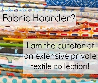 fabric hoarder